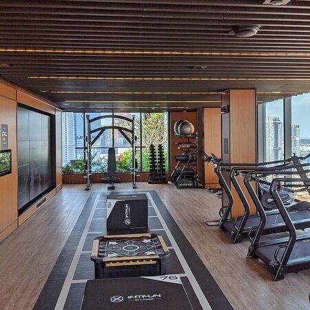 Sky Gym (The Clan Hotel Singapore).
