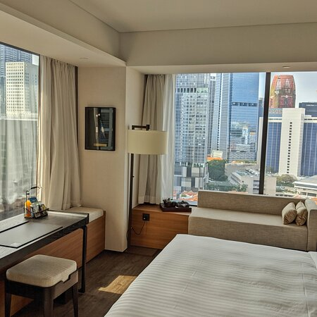 Premier Room (The Clan Hotel Singapore).