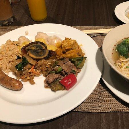 JW Marriott Bangkokの朝食