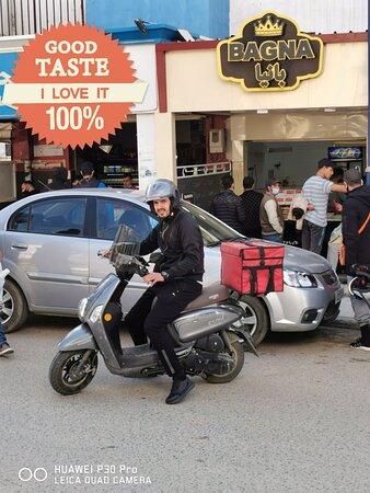 Boumerdes, Algeria: Bagna