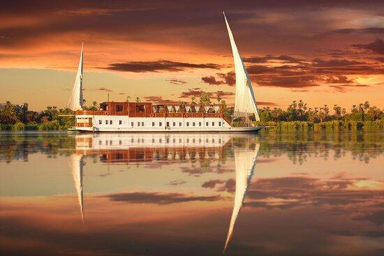 Royal Cleopatra Dahabiya Nile cruise