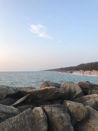 Kerala, Ấn Độ: Koottayi Beach