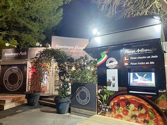 Aiguelongue Pizzeria - Montpellier