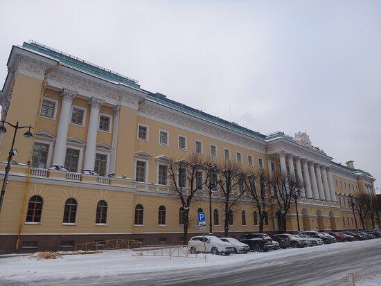 A.Y. Lobanova-Rostovskogo House