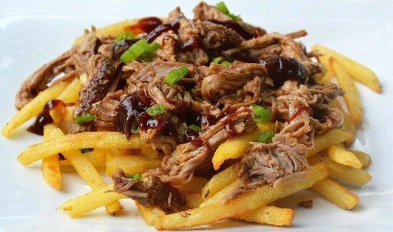 Wickford, UK: DIRRRRTYY Fries....