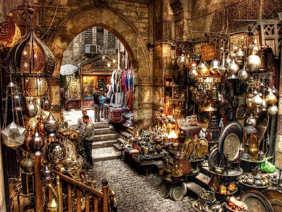 Egyptian Squares Travel