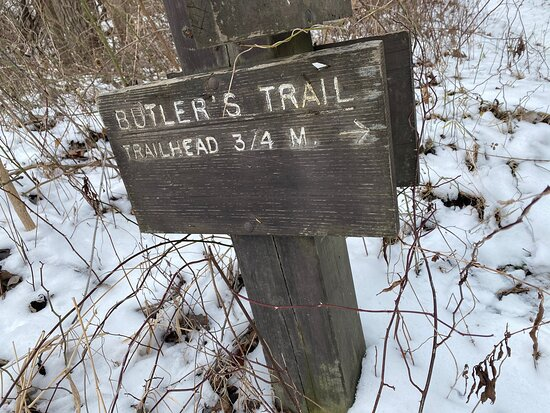 Butler's Trail