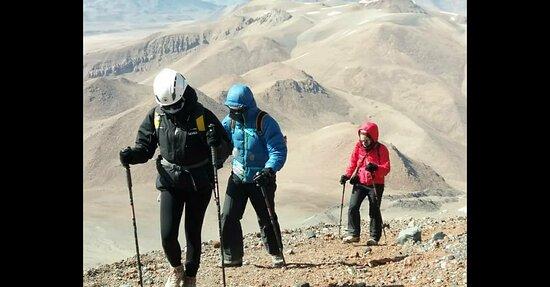 Excursiónes privadas en San Pedro de Atacama