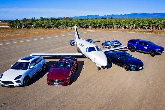 Cairns Luxury Car Hire