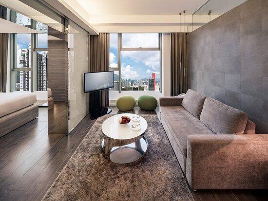 Lodgewood by Nina Hospitality I Mong Kok, hôtels à Hong Kong