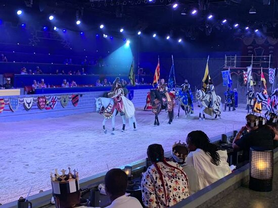 Viator: Medieval Times Dinner & Tournament Admission Ticket in Orlando: The Show