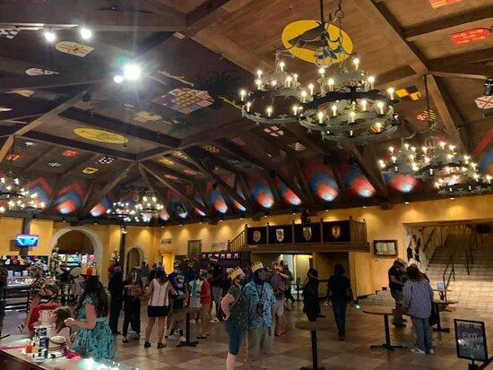 Viator: Medieval Times Dinner & Tournament Admission Ticket in Orlando: Interior
