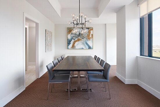 Vice Presidential Suite Dining Room