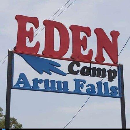 Pader, Uganda: Eden Camp Aruu Falls Angagura