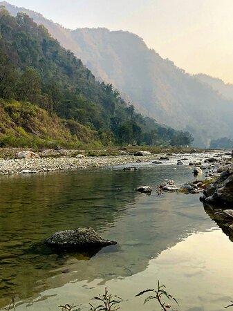 RIverside Camping, Rishikesh