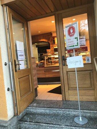 Cafe Elster (Wunderlich´s Backstuben)  - pekáreň - kaviareň