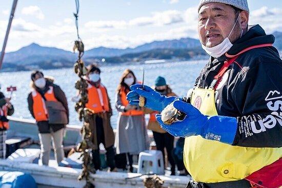 Visite panoramique de 2 jours à Jodogahama avec réunion de pêcheurs...