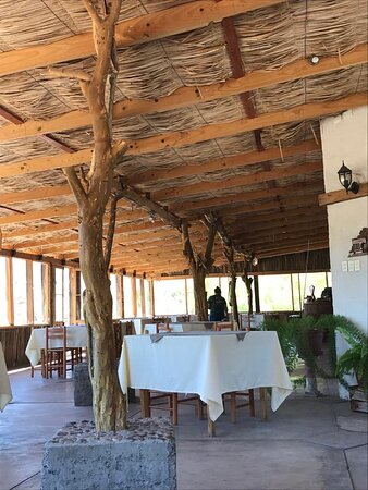 Combarbala, Chile: foto del interior