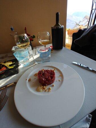 Musso, إيطاليا: tartare