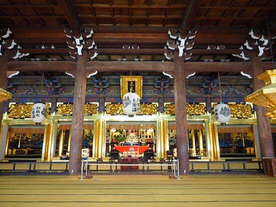 Senju-ji Temple Mieido