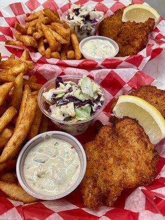 Friday Lent Fish Fry