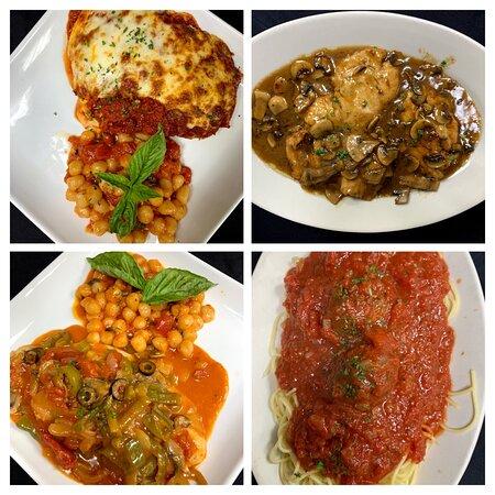 Classic of Italian Cuisine!
