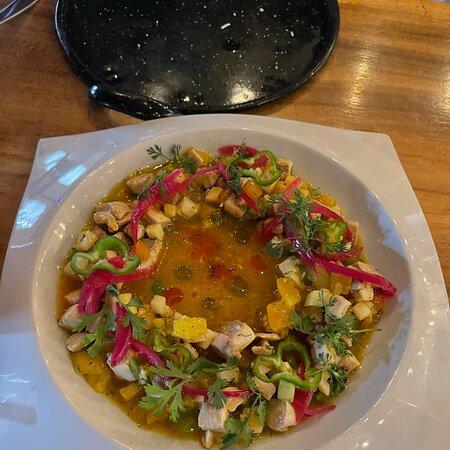 Best meal in Puerto Escondido!