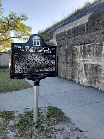 The Fort at Fort Desoto