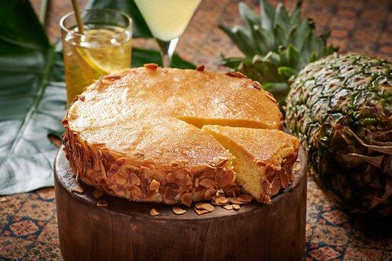 Caribbean Spiced Rum Cake