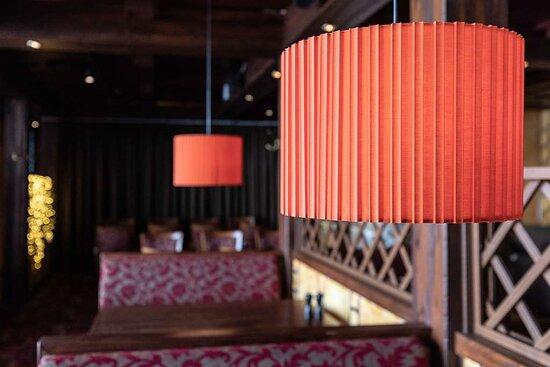 scandic jyvaskyla city restaurant bord