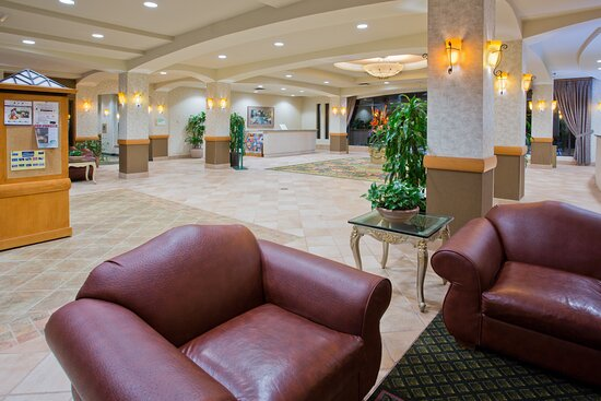 Our spacious and comfortable lobby