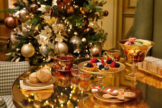 HPSIl Salotto_ Christmas detail