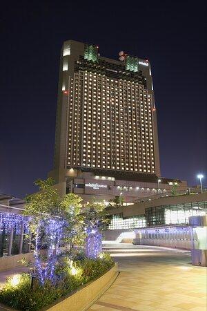 Swissotel Nankai Osaka Exterior