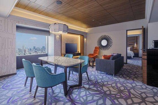 SOS Prestige suite room twin