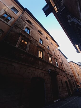 A spasso per Roma: i palazzi parlanti