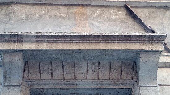 Palazzo Milesi, la Roma nascosta