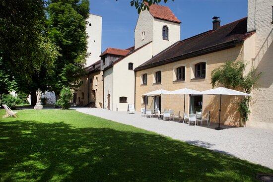 Burg Grünwald Innenhof