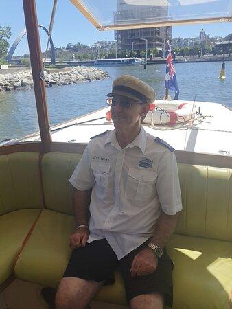 Foto de Viaje de regreso en ferry Elizabeth Quay a Claisebrook Cove