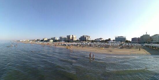 Senigallia, Italia: spiaggia di velluto