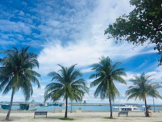 Sunset - Picture of Ikhfa Maldives, Velidhoo - Tripadvisor