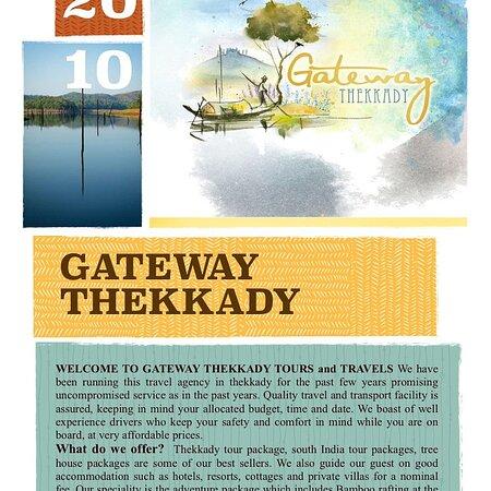 Gateway Thekkady