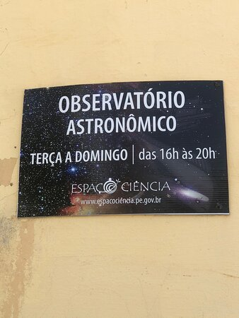 Astronomical Observatory in Alto da Se