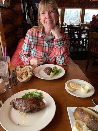 Tara Steak and Sirloin small steak