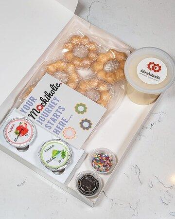 Mochiholic DIY Mochi Donut Kit