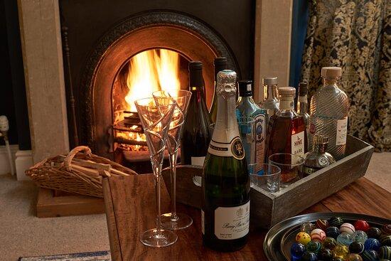 Egton Bridge, UK: The Guest Lounge