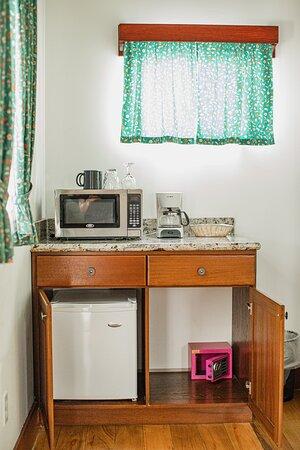 Deluxe Cottage Interior