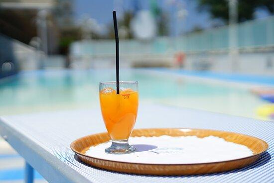 Senigallia, Italia: Relax in piscina