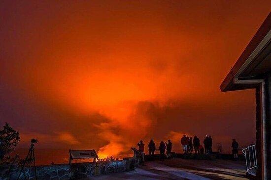 Expérience volcanique en petit groupe à Hawaii avec déjeuner et dîner...