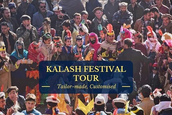 Visite de la vallée de Kalash - Festival Chilam Joshi