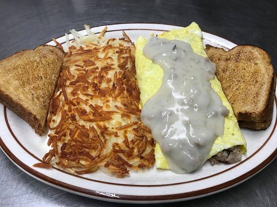 Southern Omelet